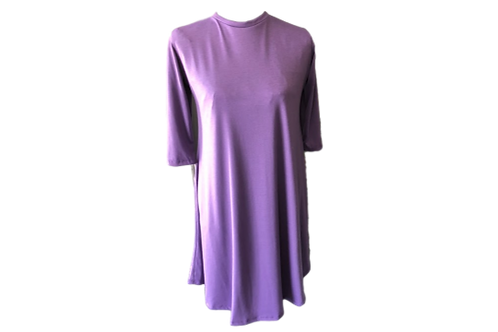 Diana in Purple