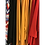 Thumbnail: Zella Dresses in Solids MUSTARD, NAVY BLUE, BLACK and RED
