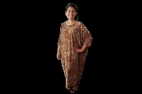 Sherri Kimono in Brushed Animal