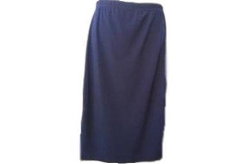 Swim/Sport Skirt in Navy Blue