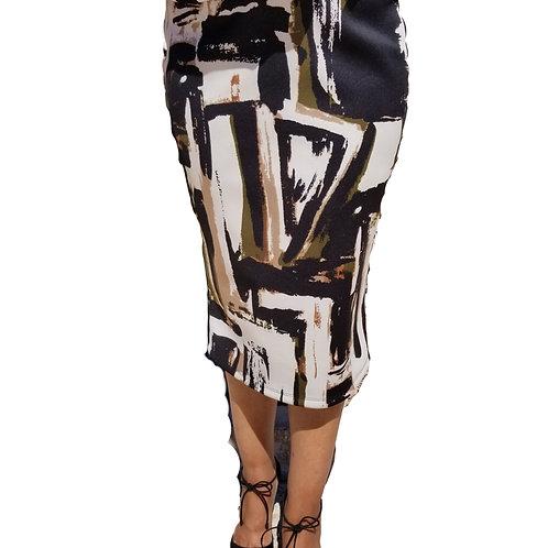 Pencil Skirt Scuba