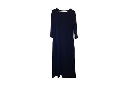 Amy Dress in Navy Blue ITY