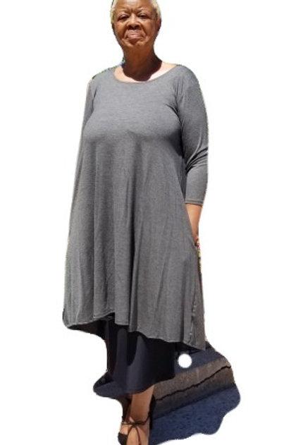 Mini Charlene in Gray