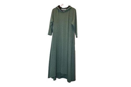 Celoa Hoodie Pocket Dress