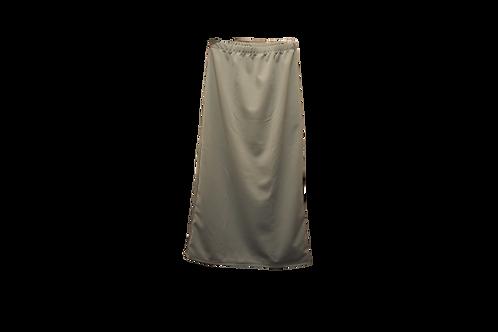 Midi Skirt in Light Sage