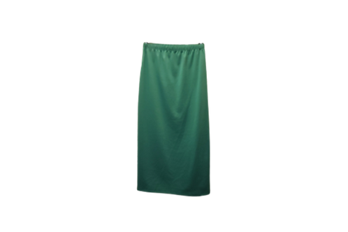 Midi Skirt in Apple Green