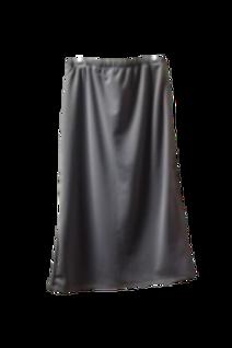 Midi Skirt in Gray