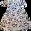 Thumbnail: Hiloa W/Pockets Tan Floral