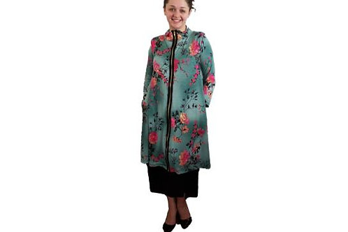 Fiona Jacket/Dress Green Orient