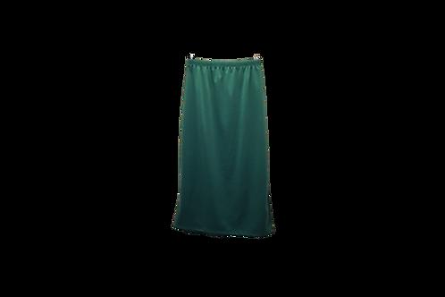 Midi Skirt in Forrest Green