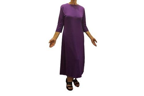 Amy Dress in Purple ITY