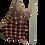 Thumbnail: Victoria Dress W/Scarf in Plaid Flannel