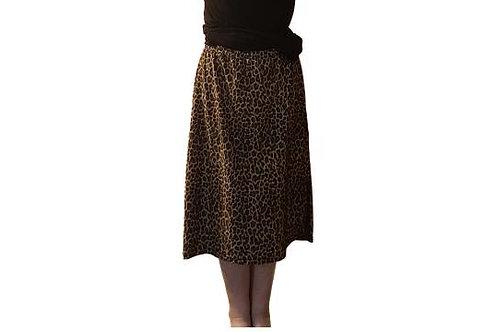 Swim/Sport Skirt Spandex 🐆 Cheetah print