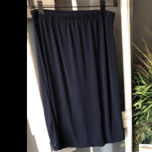 Swim/Sport Skirt Dark Navy Blue