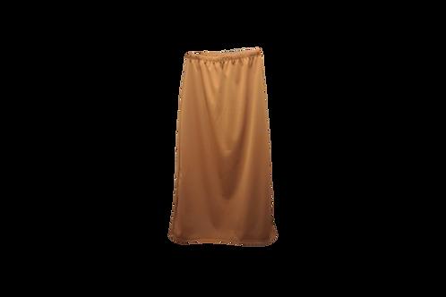 Midi Skirt in Camel