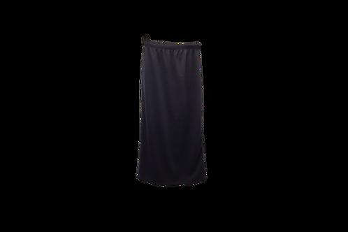 Midi Skirt in Dark Navy Blue