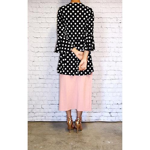 Midi Skirt Soft Pink