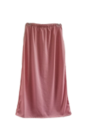 Midi Skirt in Mauve
