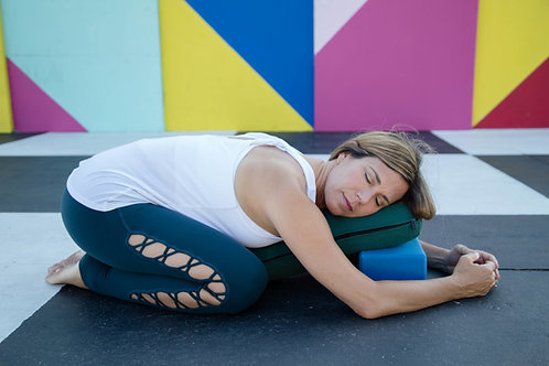 Restorative Yoga Teacher Training: Online/Virtual