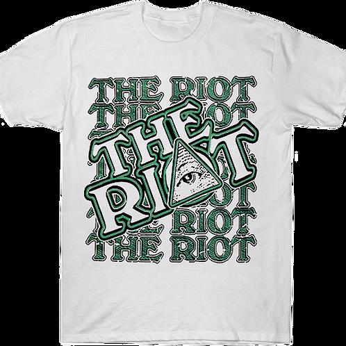 The Riot Money Tee (White)