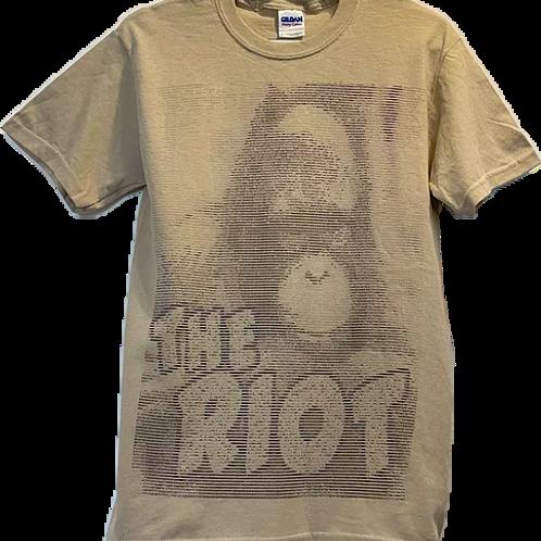The Riot Orangutan Tee (Tan)