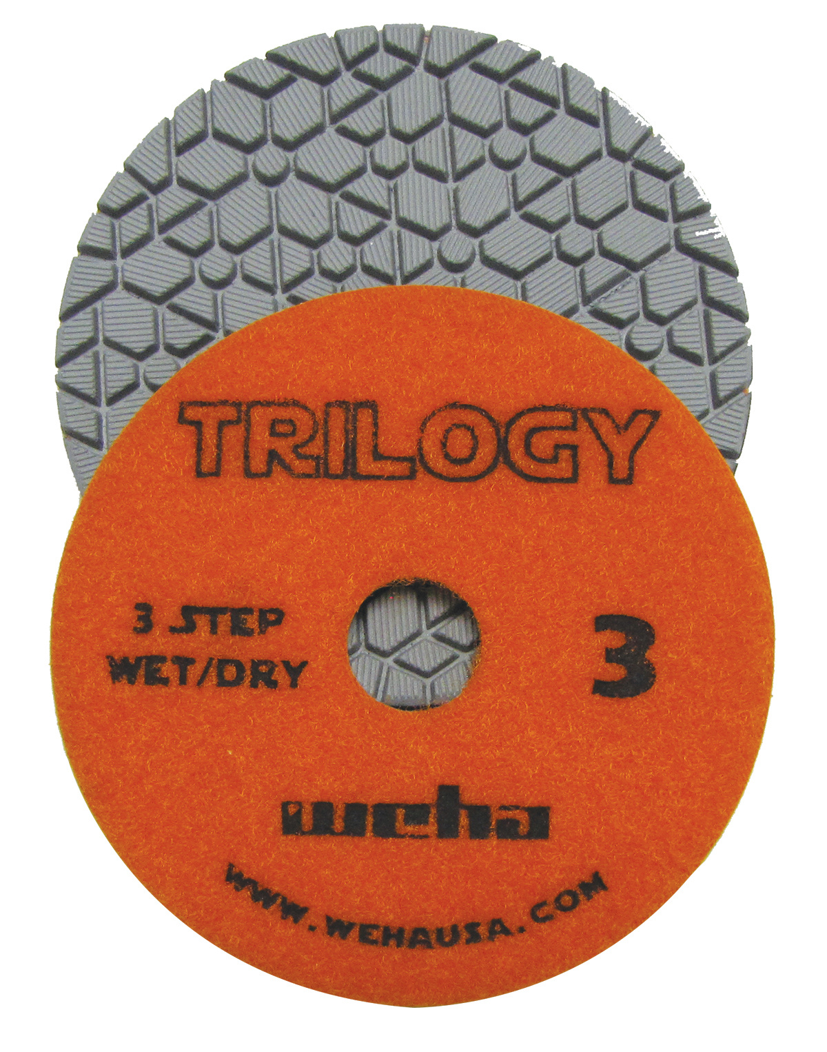 Trilogy Wet Dry Polishing Pads Pos 3