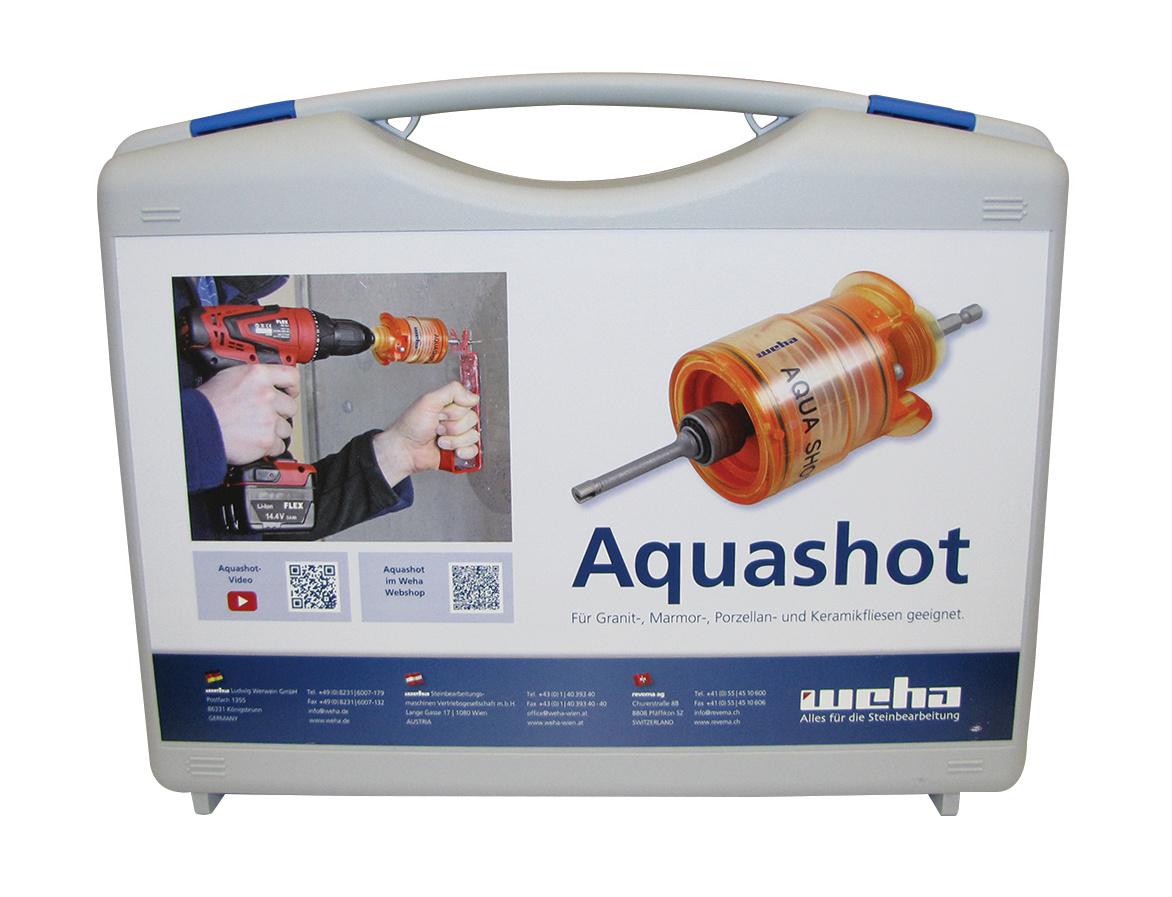 Aqua Shot Box
