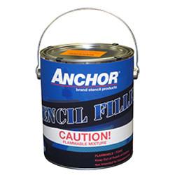 Anchor Stencil Filler #223