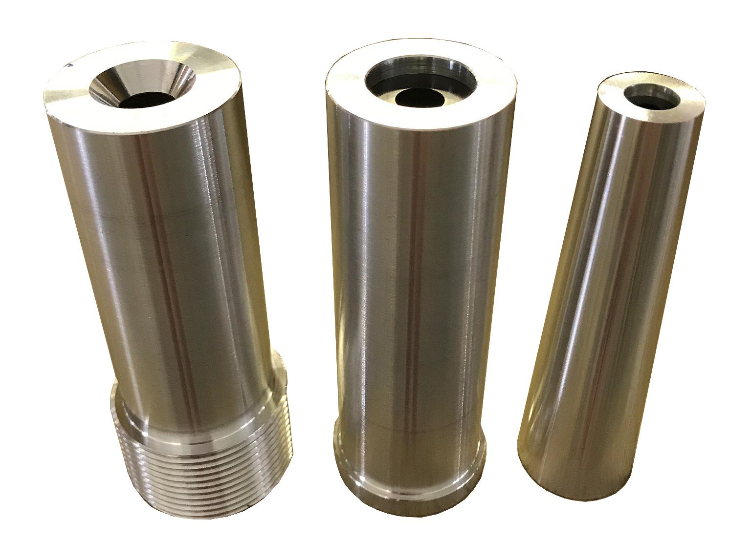 Boron Carbide Nozzles