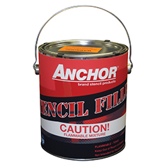 Anchor Stencil Filler #211