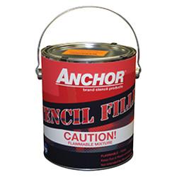 Anchor Stencil Filler #211