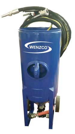 350 Wenzco Blast Pot