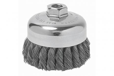 Wire Cup Wheel Brush