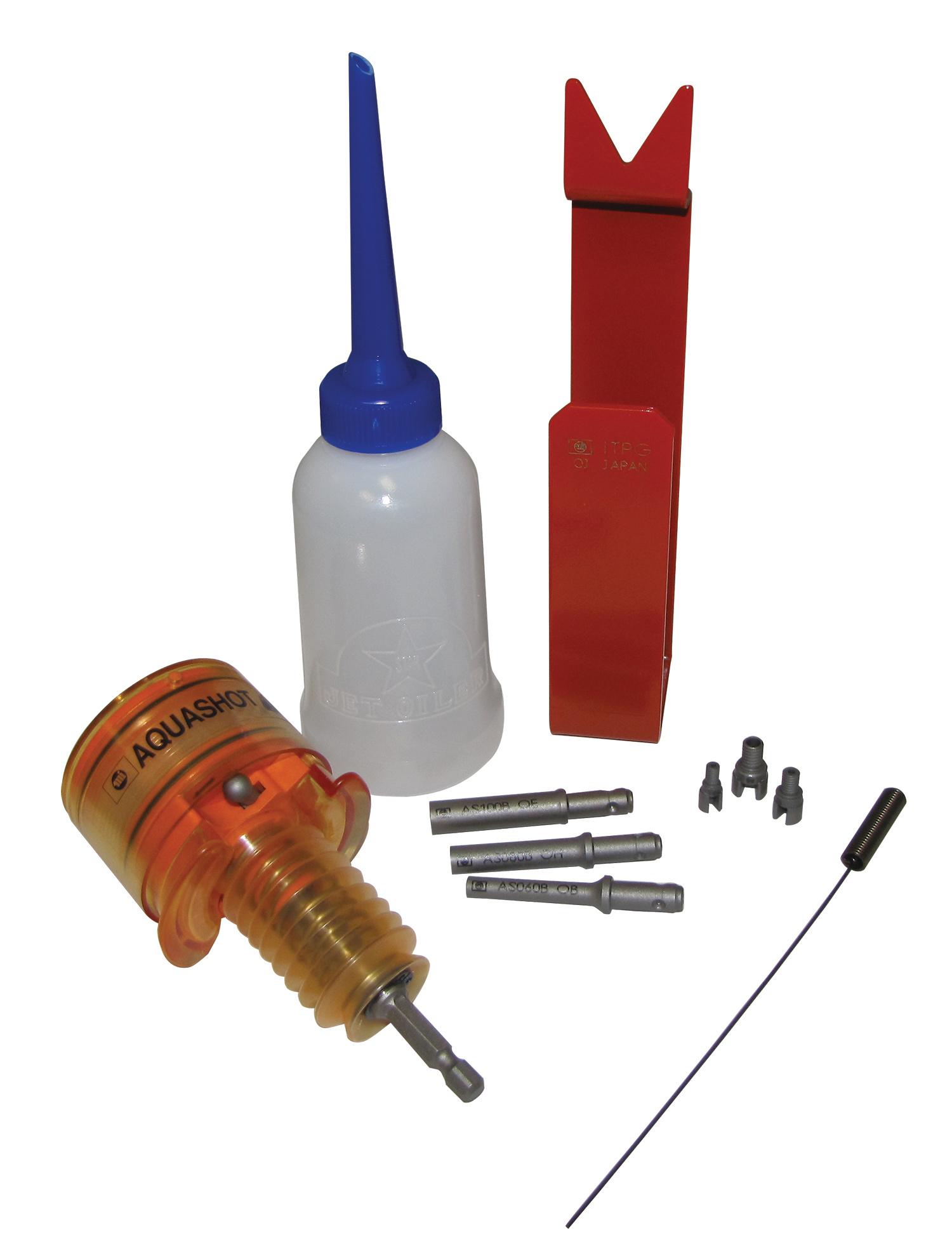 Aqua Shot Kit