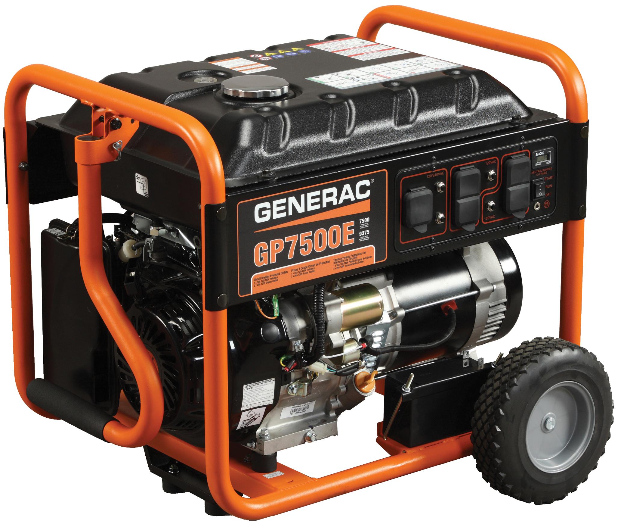 Generator-7500