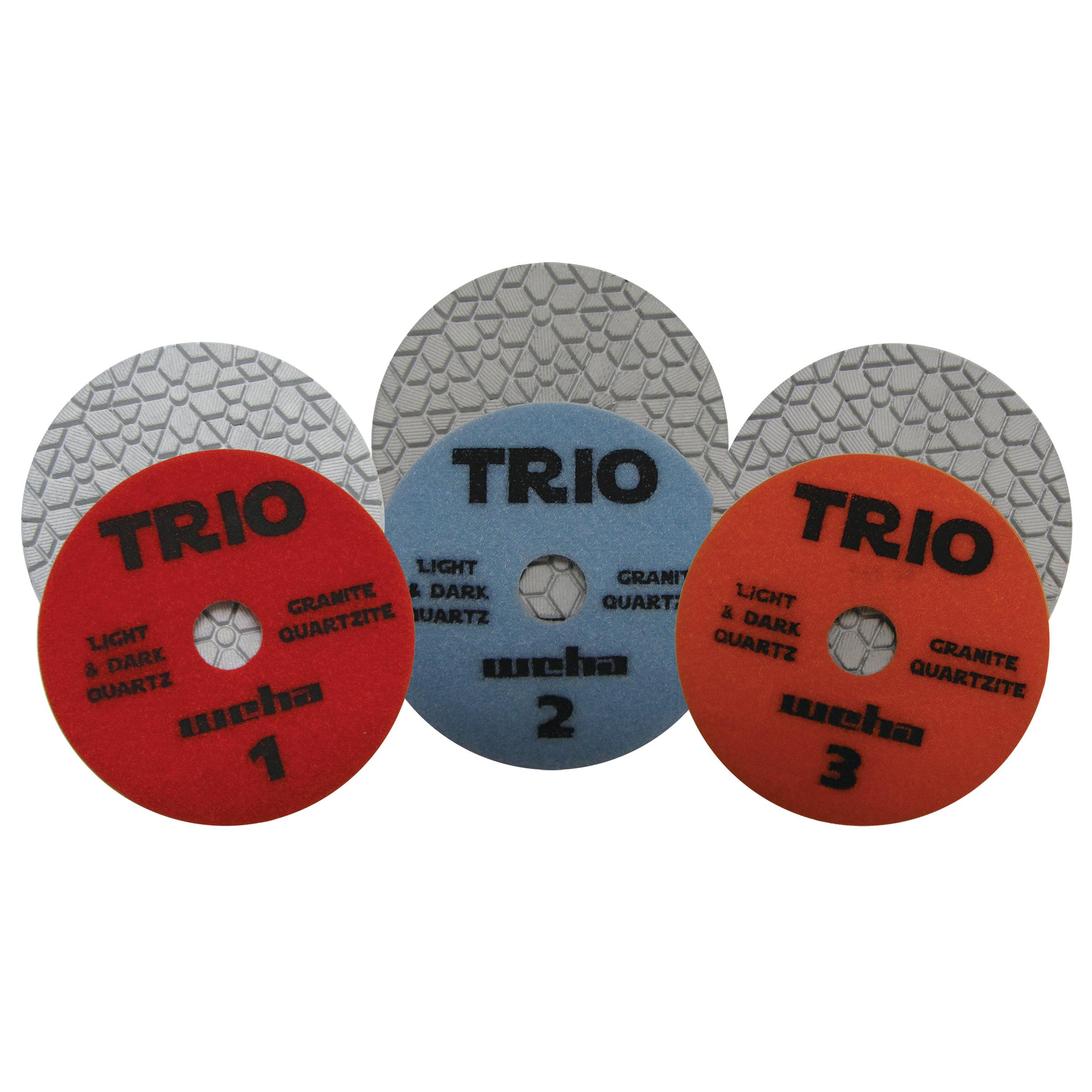 Trio 3 Step