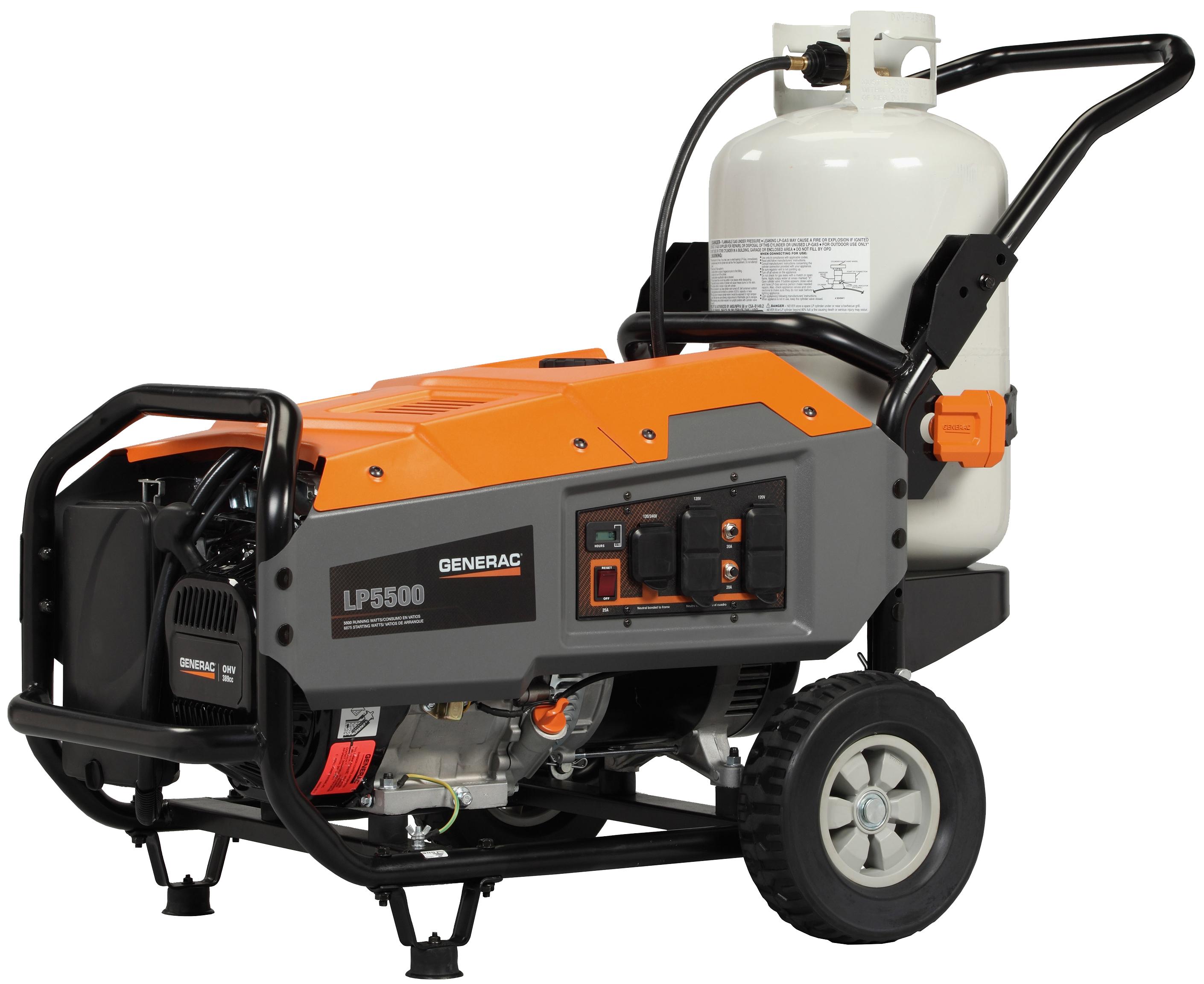 Generator-LP5500