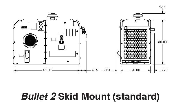 Boss Bullet 2 - Standard
