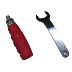 Blizzard Rear Exhaust Air Polisher tools 1