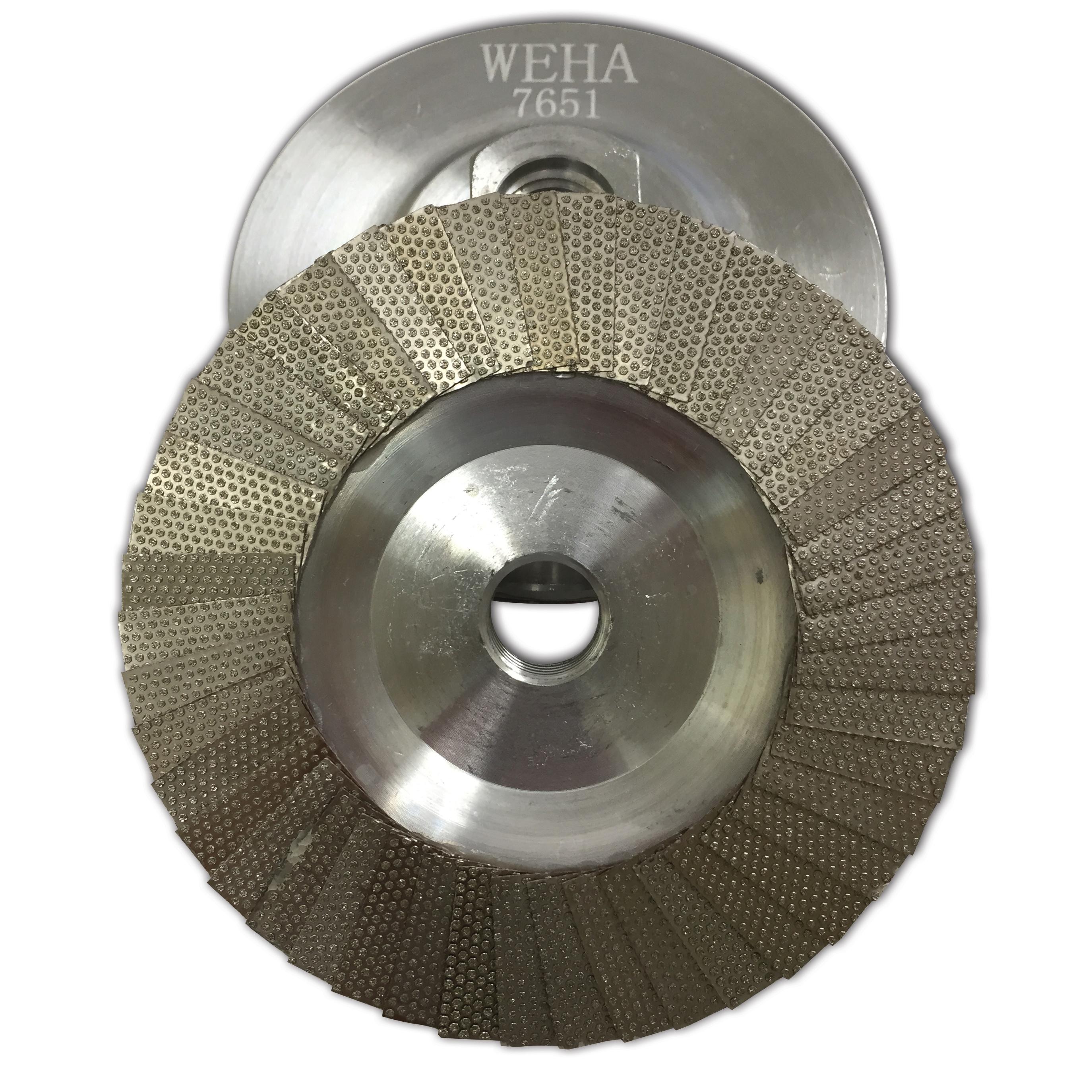 Flap Diamond Cupwheel