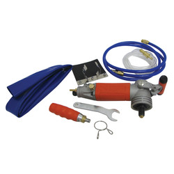Blizzard Rear Exhaust Air Polisher with accessories