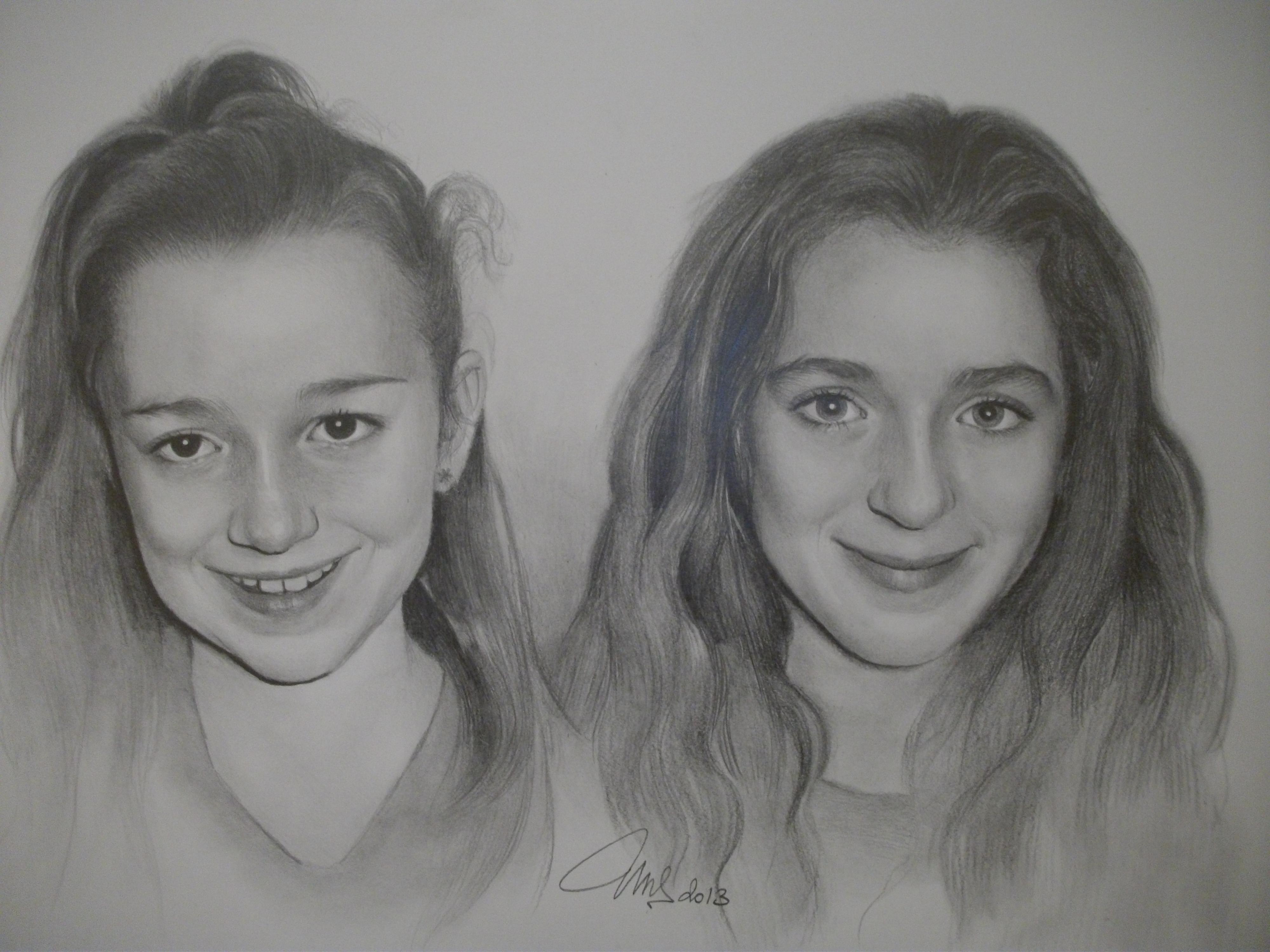 Léa et Clémence
