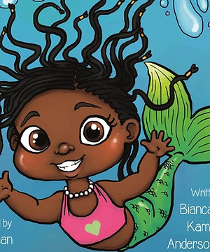 Binky The Mermaid - Hardcover