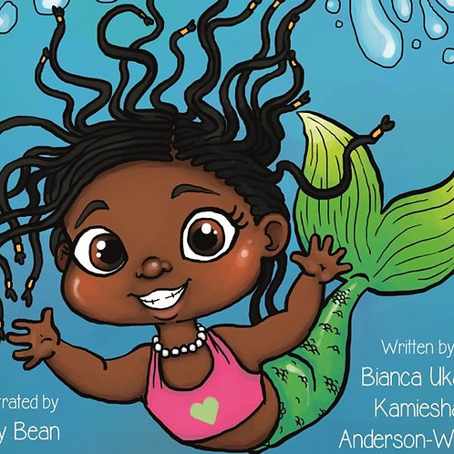 Binky The Mermaid - Hardcover