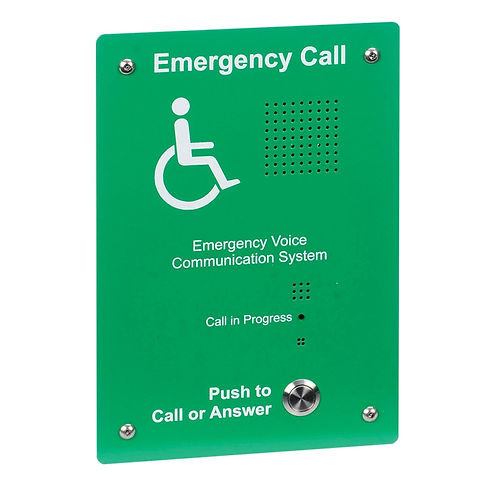 Disabled Refuge, Emergency Alarm for the disabled, KAM systems Limited.