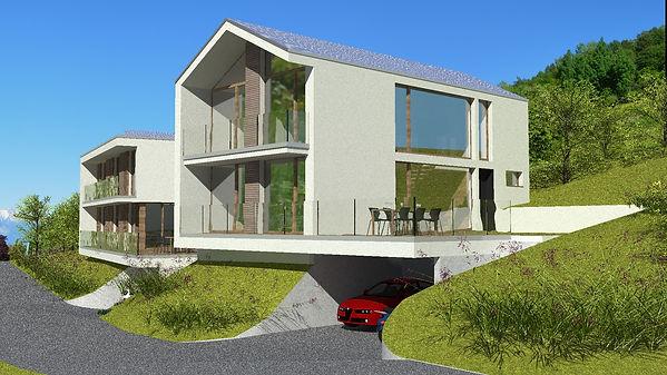 Eco-logement - Salins
