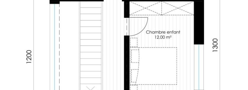 Plan - Etage