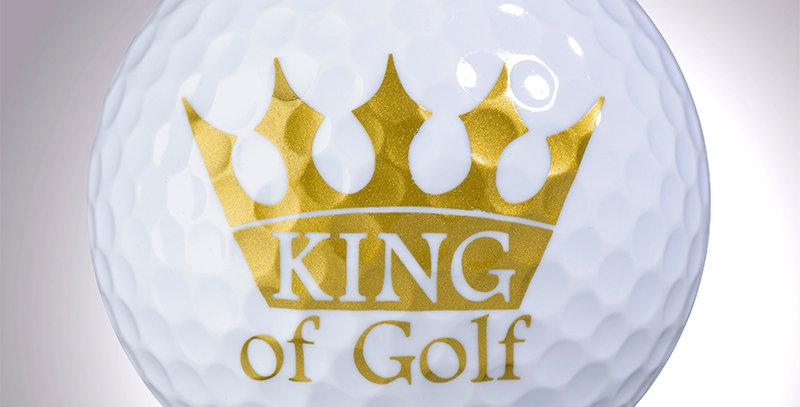 King of Golf magball (Deko)