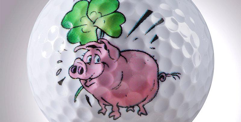 Glückschwein magball (Deko)