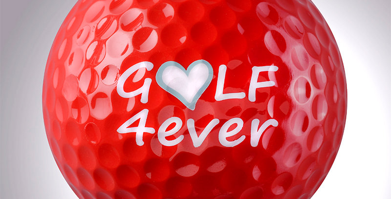 Golf4ever magball (Deko)